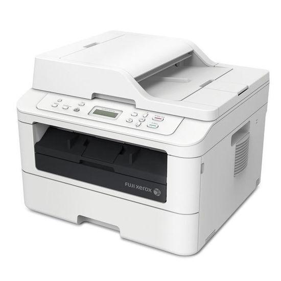 Picture of Fuji Xerox M225dw A4 黑白無線雷射複合機
