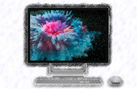 分類圖片 Surface Studio 2