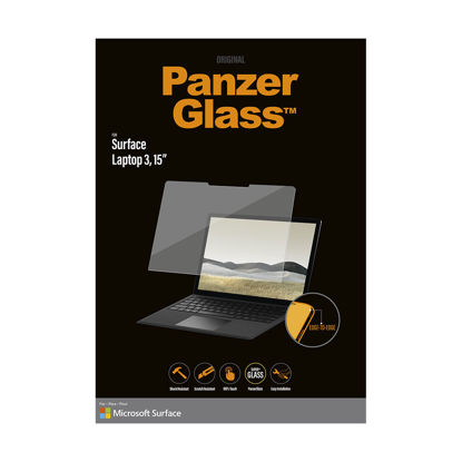 Picture of 北歐嚴選品牌Panzer Glass Surface Laptop 15吋 專用通透玻璃保護貼