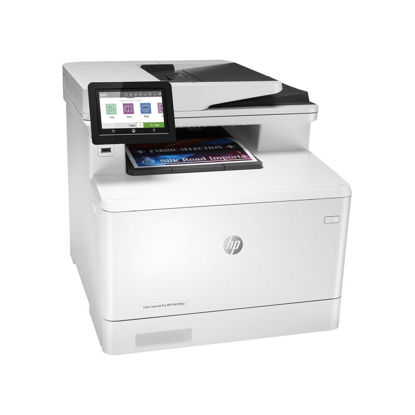 Picture of HP Color LaserJet Pro M479fdw 無線雙面彩雷傳真事務機