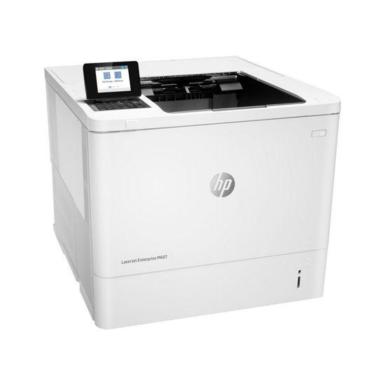 圖片 HP LaserJet Enterprise M607dn 黑白雷射印表機