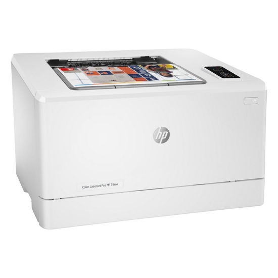 圖片 HP Color LaserJet Pro M155nw 無線彩色雷射印表機