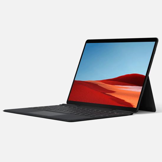 圖片 Surface Pro X SQ1/16g/256g 商務版 送鍵盤手寫筆組