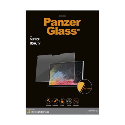 Picture of 北歐嚴選品牌Panzer Glass Surface Book 專用通透玻璃保護貼