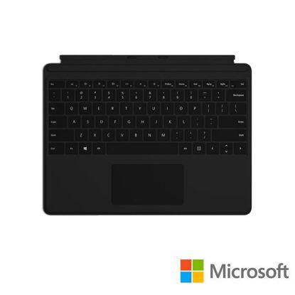 """圖片 """"拆封新品""""Microsoft Surface Pro X 鍵盤 (黑)"""