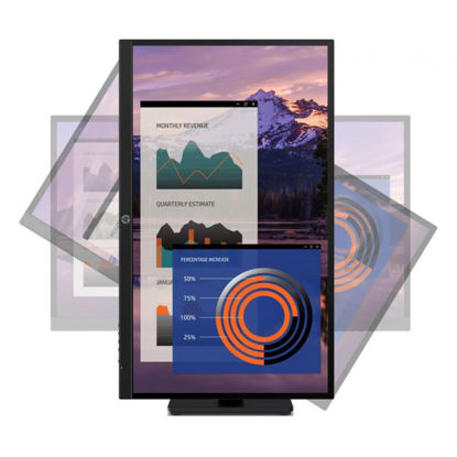 Picture of HP P27h G4 27吋 IPS 可旋轉電腦螢幕