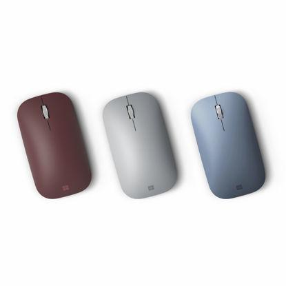 圖片 Microsoft 時尚行動藍芽滑鼠-多色可選